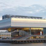 Institut Of Contemporary Art - dyle szklane