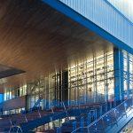 Institut Of Contemporary Art - dyle szklane - wejście